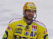 Zlínský hokejista Petr Leška