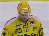 Zlínský hokejista Ondřej Veselý