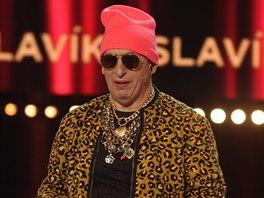 """Český slavík 2013: Jan Kraus """"převlečený"""" za hiphopera"""