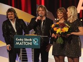Český slavík 2013: ABBA Stars