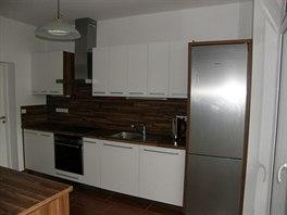 Kuchyně od čtenářky Michaely Bastlové. Kuchyni v novém rodinném domě v...