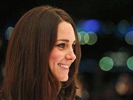 Vévodkyně z Cambridge Kate (28. listopadu 2013)