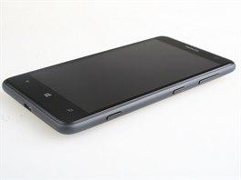 Pohled na Nokia Lumia 625