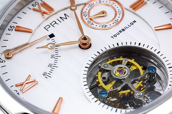 PRIM Tourbillon