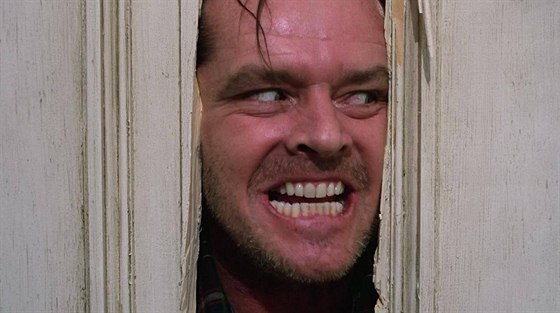 Z filmu Osv�cen� - Jack Nicholson