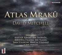 Atlas mraků (obálka audioknihy)