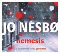 Jo Nesbo (obal CD)
