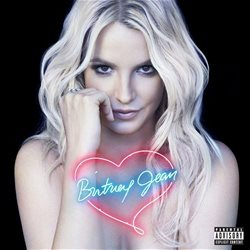 Obal desky Britney Jean