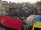 Protesty na kyjevském náměstí Nezávislosti (3. prosince 2013)