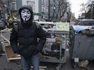 Ulice Kyjeva se proměnily v bitevní pole (2. listopadu)