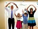 Barack Obama na snímku Peta Souzi, oficiálního fotografa Bílého domu.