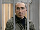 Z vězení byl měl Chodorkovskij vyjít v říjnu roku 2014.