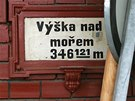 Železniční stanice Rynoltice leží v nadmořské výšce 346 metrů.