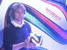 Nový míč brazuca