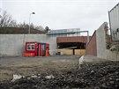 Metrostav 7. prosince zastavil stavební práce na tunelu Blanka kvůli sporům s...