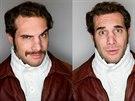 Charitativn� kampa� Movember ka�d� rok v listopadu vyz�v� mu�e, aby si cel�...