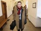 David Rath přišel v úterý k soudu poprvé od propuštění z vazby.