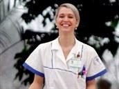 Pozitivní nálada je viditelná v Masarykově onkologickém ústavu na každém kroku....