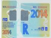 Dálni�ní známky na rok 2014