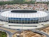 FORTALEZA Castelao stadium v brazilském městě Fortaleza.