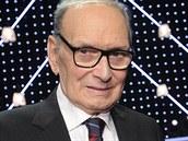Skladatel Ennio Morricone dostal cenu za hudbu k Nejvyšší nabídce