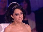 Lucie Bílá v show Česko Slovensko má talent (8. prosince 2013)