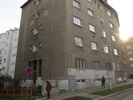 Olomoucký činžovní dům v ulici Na Bystřičce číslo šest, v němž za druhé světové...