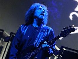 Black Sabbath, Praha, O2 arena, 7. 12. 2013 (Geezer Butler)
