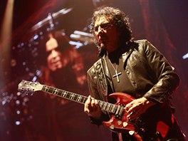 Black Sabbath, Praha, O2 arena, 7. 12. 2013 (Tony Iommi)
