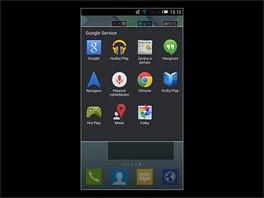 Displej smartphonu Alcatel One Touch Idol X