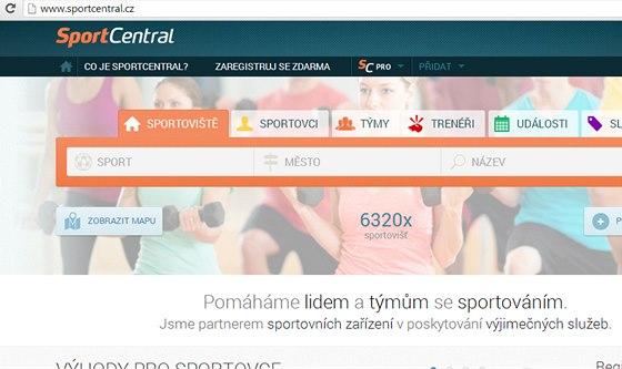 Sportcentral.cz