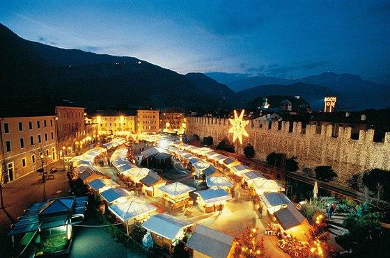 Vánoční trhy vTrentu