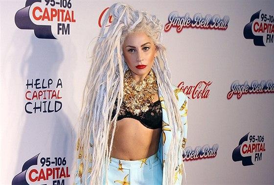 Lady Gaga (8. prosince 2013)