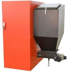Automatický kotel PANTHER: první litinový kotel s emisní třídou 4