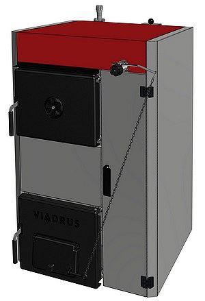 Společnost Viadrus a.s. představí na veletrhu Infotherma nové kotle