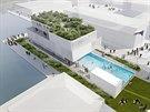 Návrh českého pavilonu pro Expo 2015