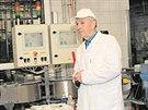 Na tom, že se vlajkovou lodí mlékárny v Chocni stalo pomazánkové máslo má...