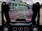 Novinkou v letadle má být průhledový displej české výroby. Elektronika a