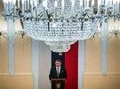 Slovenský premiér Robert Fico oznámil svou kandidaturu na prezidenta. Učinil
