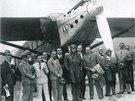 Exupéry byl v roce 1929 jmenován ředitelem Aeroposta Argentina, jeho úkolem