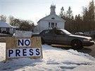 Obyvatelé Newtownu požádali novináře, aby je v den výročí masakru nechali o