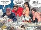 Z komiksu Borgia