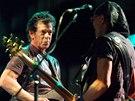 Lou Reed a Fernando Saunders