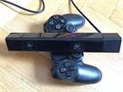 Ovladač a kamera k PlayStation 4