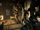 Killzone: Shadow Fall - muž se zbraní vzbuzuje nefalšovaný, naskriptovaný...