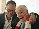 Fotografie ze 17. listopadu 2011 zachytila Ronnieho Biggse na tiskov�