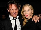 Bývalí manželé Madonna a Sean Penn si opět dobře rozumějí.