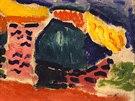 Obraz Henriho Matisse ve vídeňské Albertině