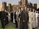 Ze seri�lu Panstv� Downton
