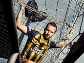 Fotbalista Michal Kadlec v kalendáři Sport Investu